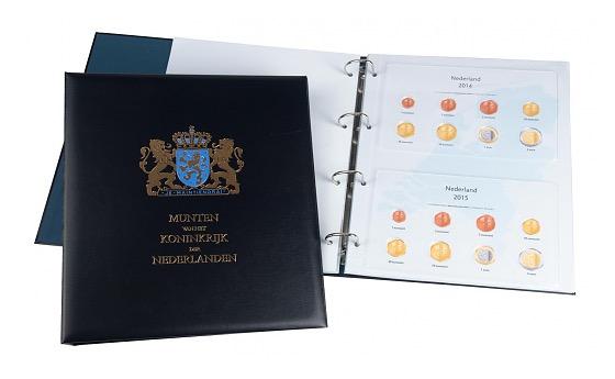 Euro King Willem Alexander - Luxe coin Album