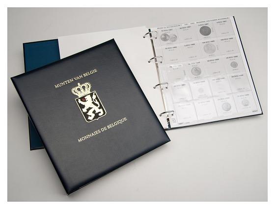 III (Boudewijn) - Luxe coin Album
