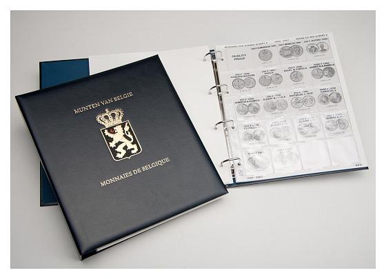 IV (Albert II) - Luxe coin Album