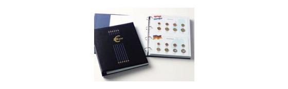 Kosmos Euro first 12  countries - Luxe coin Album