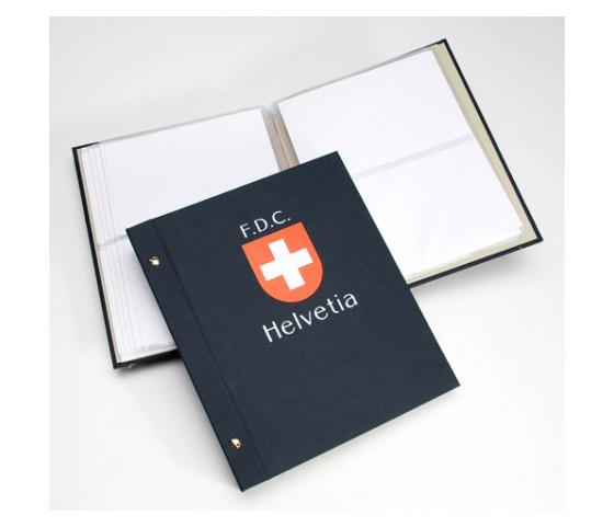 -K (Small) Schweiz - Standard Album FDC
