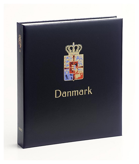 32/5000 Luxe Briefmarkenalbum Dänemark IV 2017 - Album
