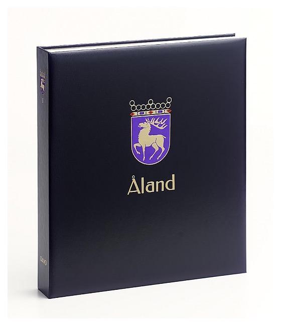 Aland (No Number) - Luxe Binders