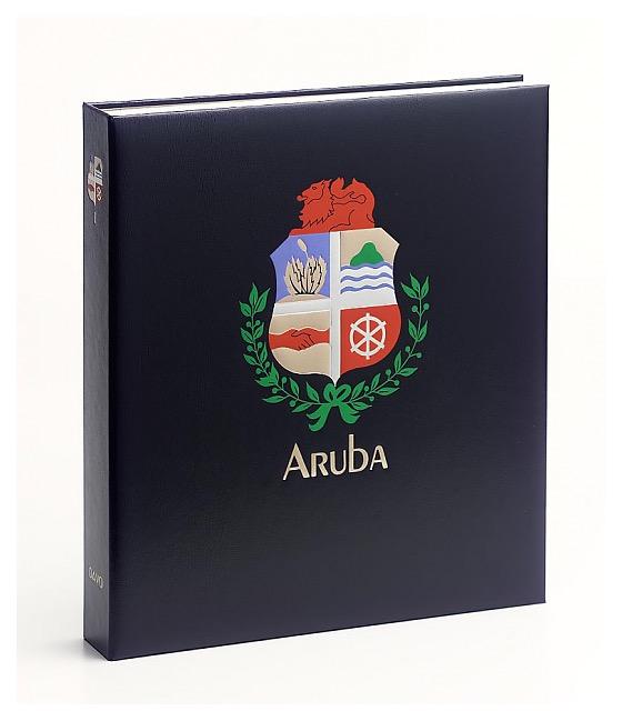 Aruba (No Number) - Luxe Binders