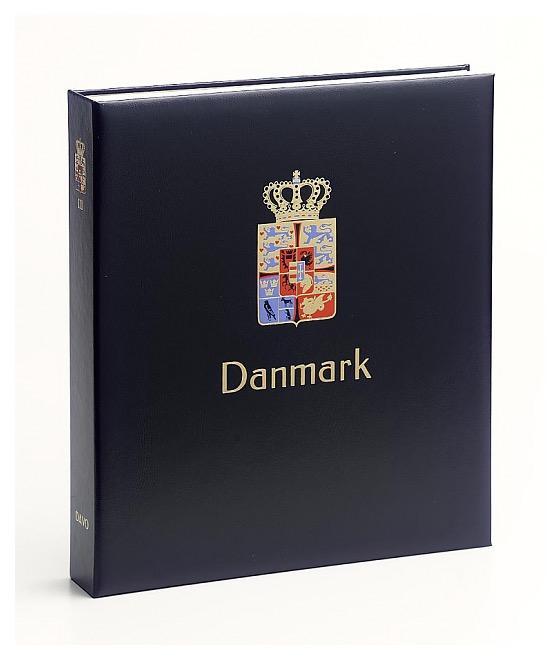 Denmark (No Number) - Luxe Binders