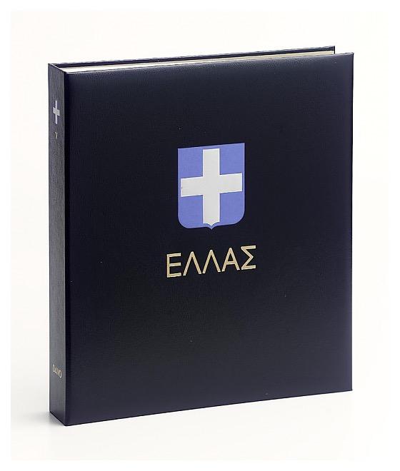 Greece (No Number) - Luxe Binders