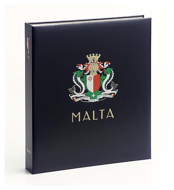 Malta Rep. V - Luxe Binders