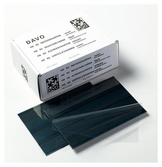 Cartoncini N3 (158x110mm) 3 strisce (per 100) - Altri accessori