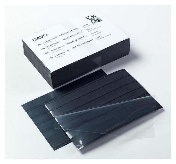 N5-Karten (210x147mm) 5 Streifen (pro 100) - Philateliezubehör