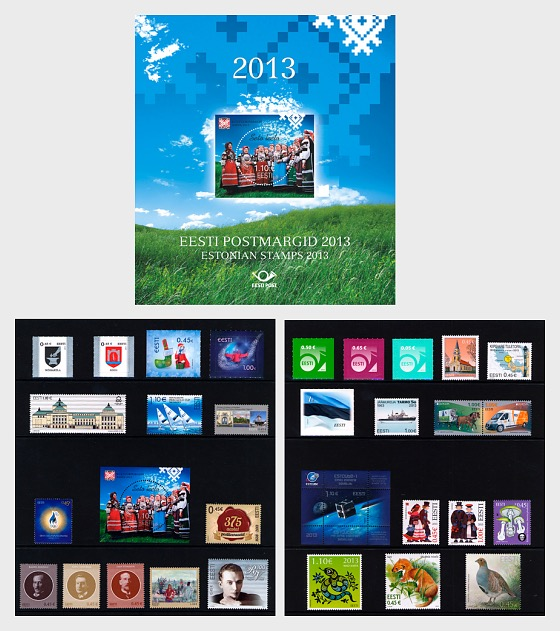 Year Set 2013 - Year Collections