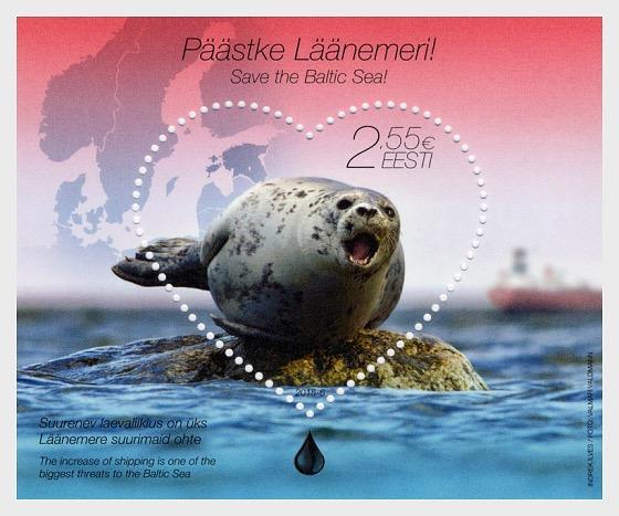 Protection of the Baltic Sea Natural Environment - Set