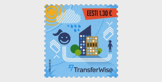 100th anniversary of the Republic of Estonia - Innovation (TransferWise) - Set