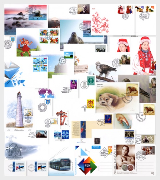 FDC 2015 Year Set - Annual Product