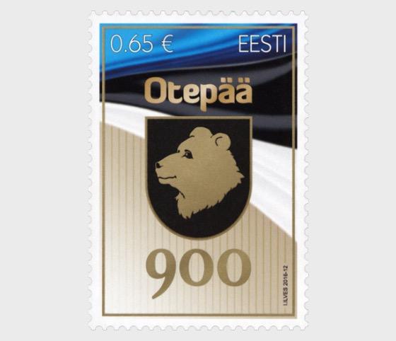 Ciudad de Otepää, 900 anniversario - Series