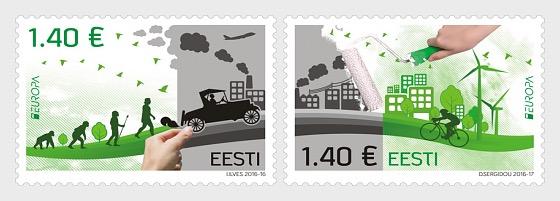 Europa 2016 - Piensa en verde - Series
