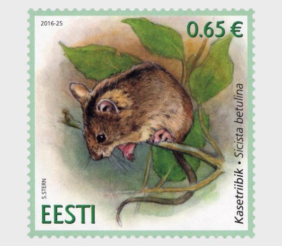 Fauna de Estonia - ratón de abedul del norte - Series