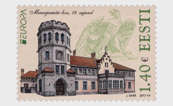 Europa 2017 - Castles - Maarjamäe Castle - Set