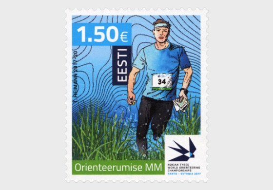 The World Orienteering Championships 2017 - Set