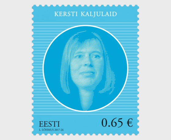 Heads of State of the Republic of Estonia – Kersti Kaljulaid - Set