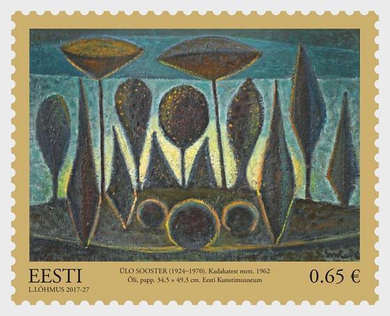 Art - From the Treasury of the Estonian Art Museum - Set