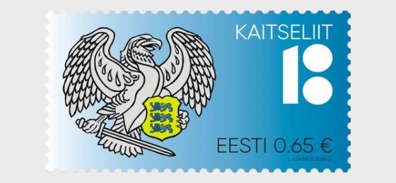 Estnische Verteidigungsliga 100 Jahre - Serie