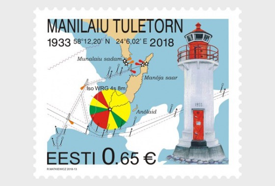 2018 Lighthouse - Manilaiu - Set