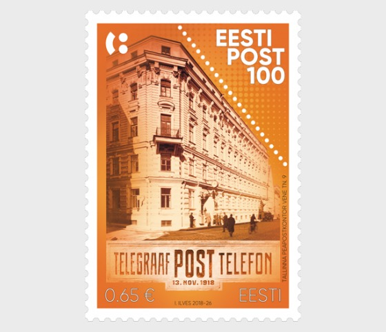 Eesti Post 100 - Set