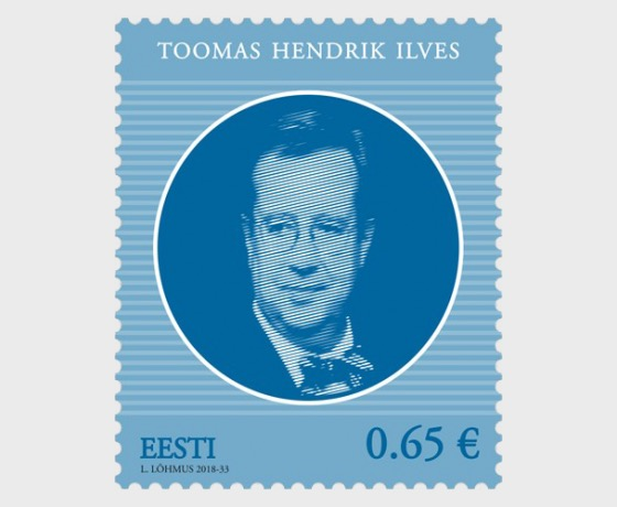 Heads of State of the Republic of Estonia - Toomas Hendrik Ilves - Set