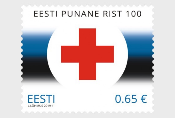 Estonian Red Cross 100 - Set