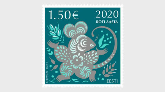 Chinese New Year - Year of the Rat 2020 - Set