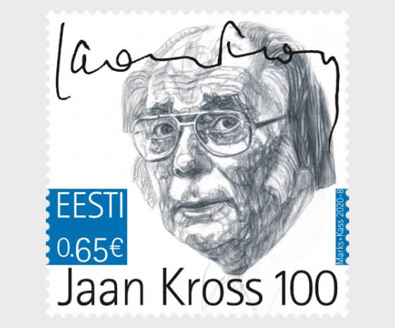Jaan Kross 100 - Series