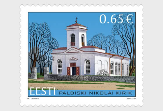 St. Nicholas Church in Paldiski - Set