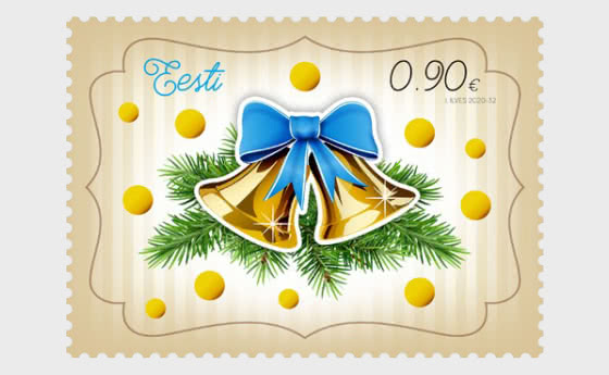 Christmas 2020 - €0.90 Value  - Set