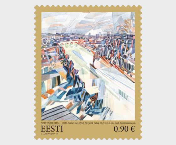 Arte - Del Tesoro del Museo de Arte de Estonia - Series
