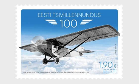 100e Anniversaire De L'aviation Civile Estonienne - Séries