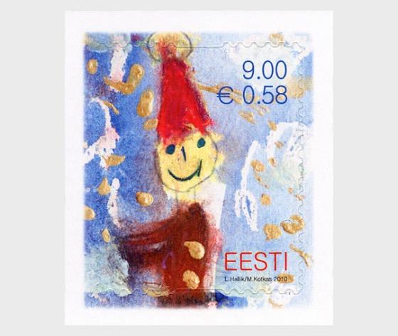 2010 年圣诞节 - 9.00 - 套票