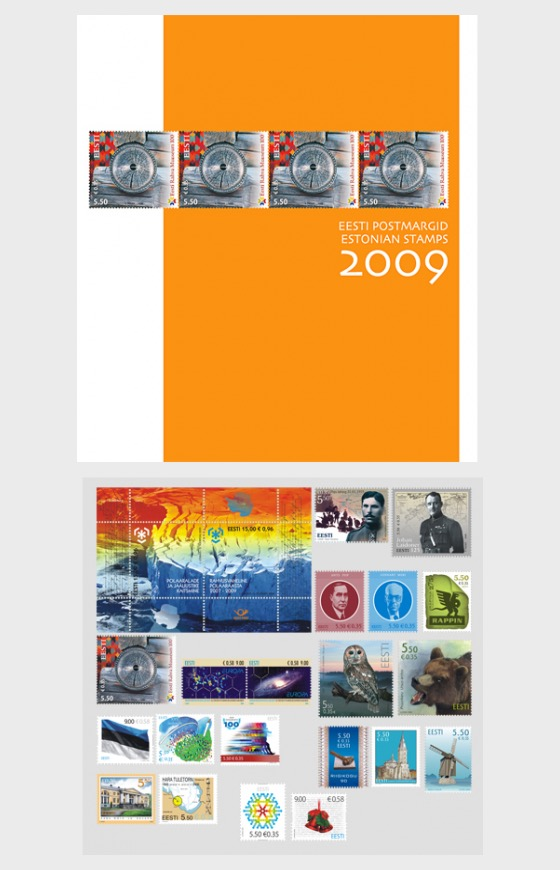 Year Set 2009 - Year Collections