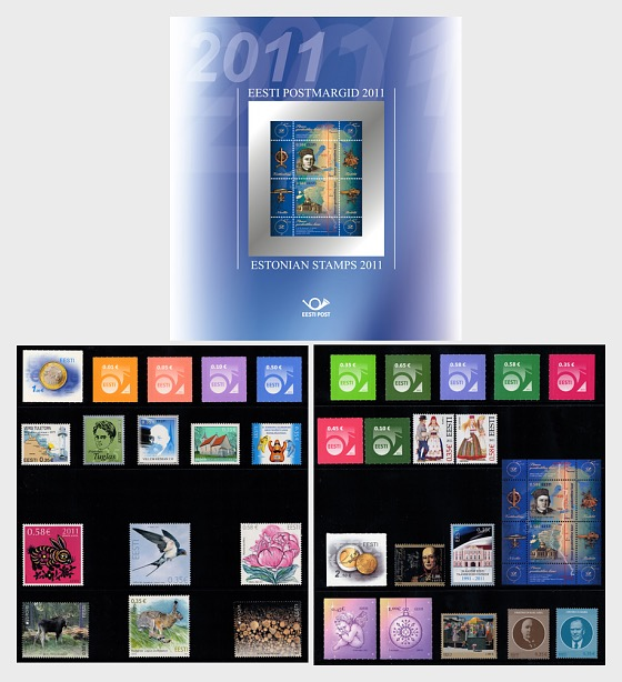 Year Set 2011 - Year Collections