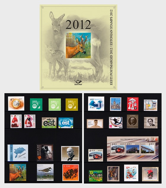 Year Set 2012 - Year Collections