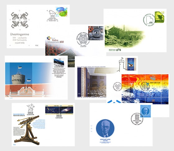 FDC 2009 Year Set - First Day Cover