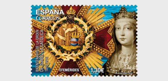 Catholic postage stamps