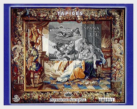 Patrimonio Nacional - Tapices - Coleccionable
