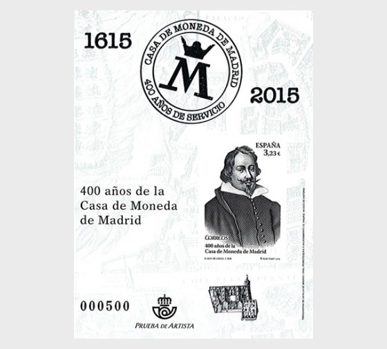 400 Years of the Madrid Mint (artist's proof) - Collectibles