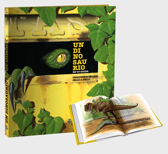 A Dinosaur in your Mailbox - Books