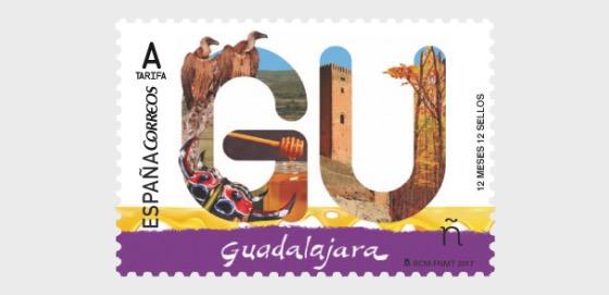 12 Months, 12 Stamps - Guadalajara - Set