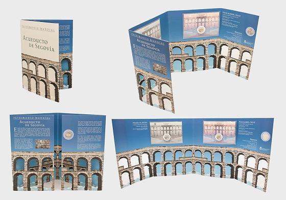 Acueducto de Segovia - Carpetas