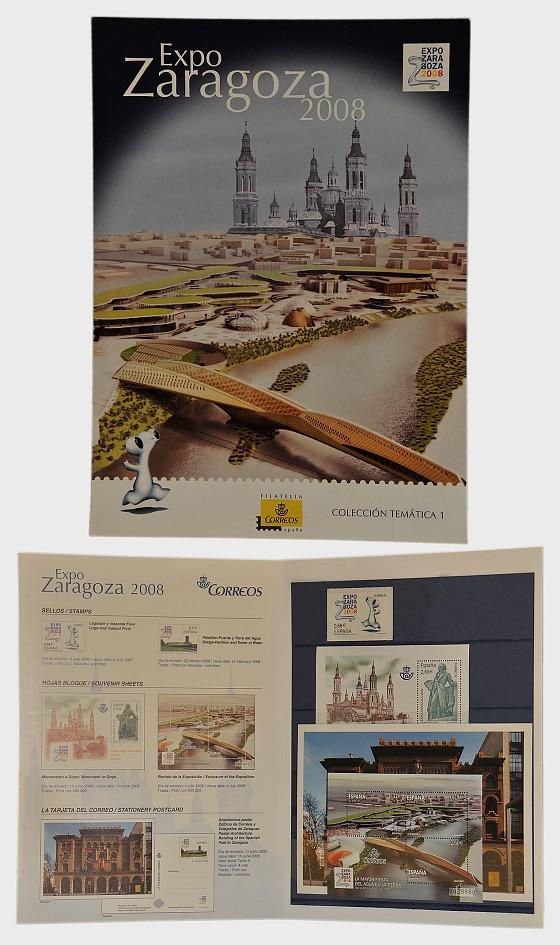 Expo Zaragoza 2008 - Special Folder