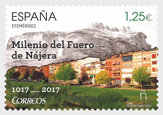 Millennium of the Fuero de Nájera - Set