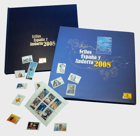 2008 Year Book Spain & Andorra - Annual Product