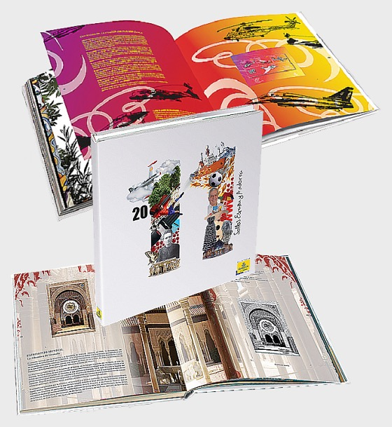 2011 Year Book Spain & Andorra - Annual Product